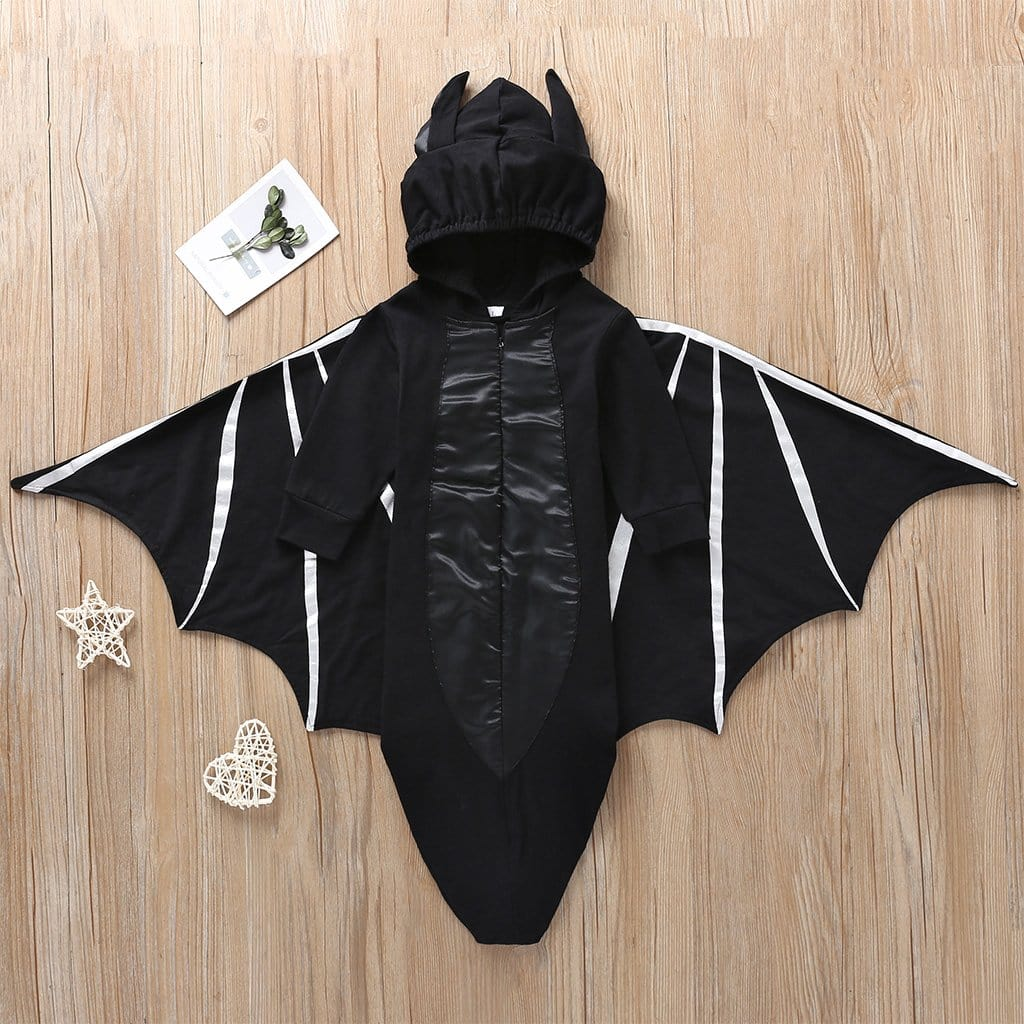 Halloween Bat Design Baby Sleeping Bag