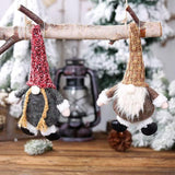 Christmas Decorations - Cute Rudolph Little Pendant Pendant
