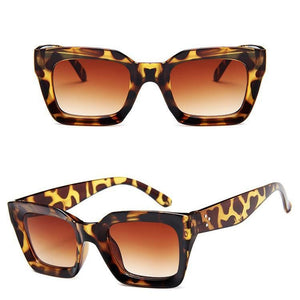 Personalized wild frame sunglasses