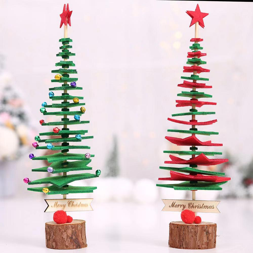 Christmas Decorations - DIY Small Tree Creative Decoration