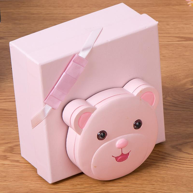 Bear Design Baby Teeth Preservation Collection Box