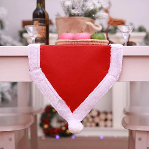 Christmas Decorations - Christmas Table Cloth