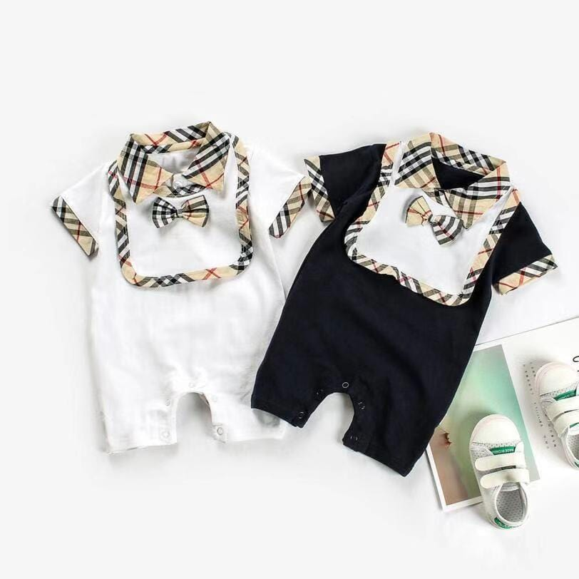Baby Boy / Girl Short-Sleeve Cotton Bodysuit