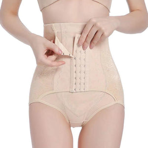 Slim high waist abdomen and hip shaper
