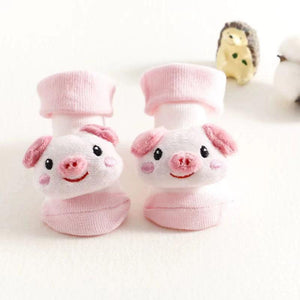 Baby Boy / Girl Variety of Mini Animal Cotton Socks