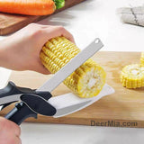 Kitchen Tools Multifunctional Food Scissors-Home Supplies