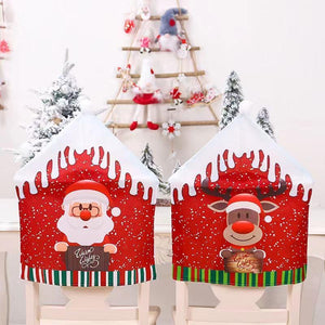 Christmas Dress Up - Christmas Chair Set