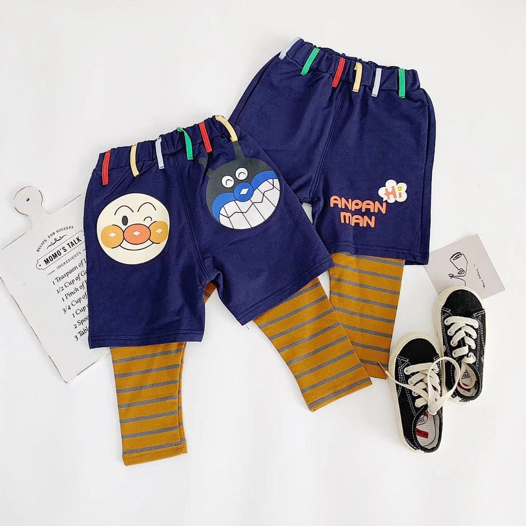 Toddler Boy / Girl Cartoon Anpanman Trousers