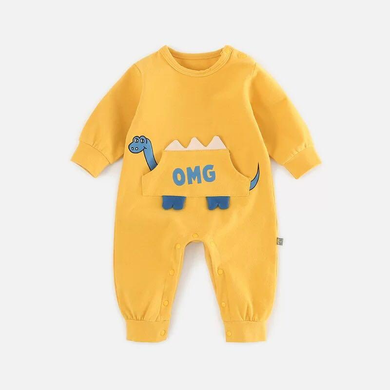 Baby Rompers Lovely Baby Boy Clothing Newborn Infant Clothes baby boy Jumpsuits