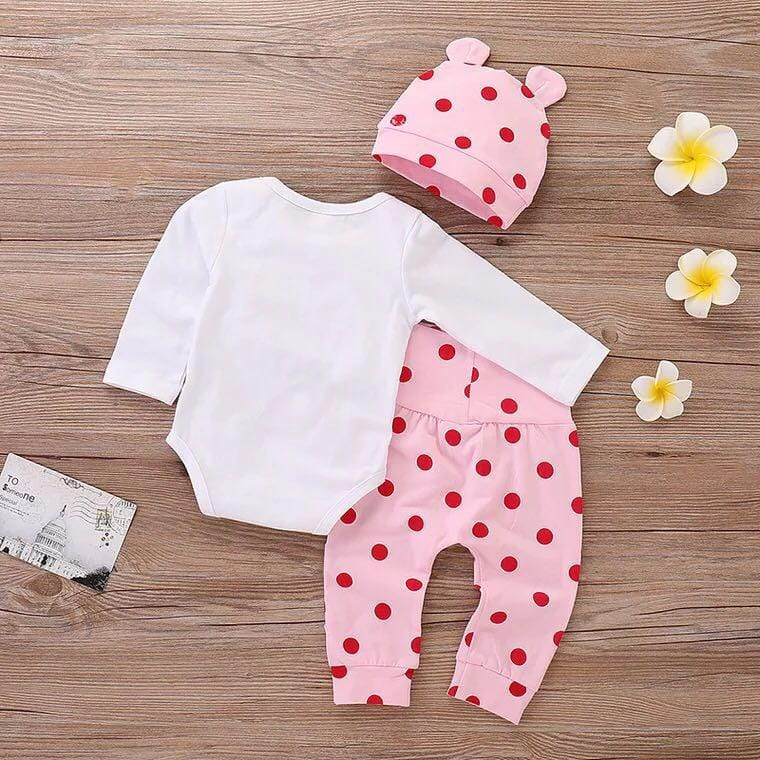 Fawn baby animal suit onesies