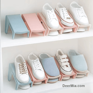 Creative Shoe Shelves-Home Supplies