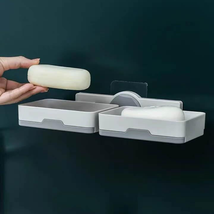 Multifunctional soap dish-homeware