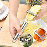 Kitchen Tool Convenient Multi-purpose Grater-Home Supplies
