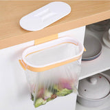Kitchen tools wall-mounted trash storage rack-homeware