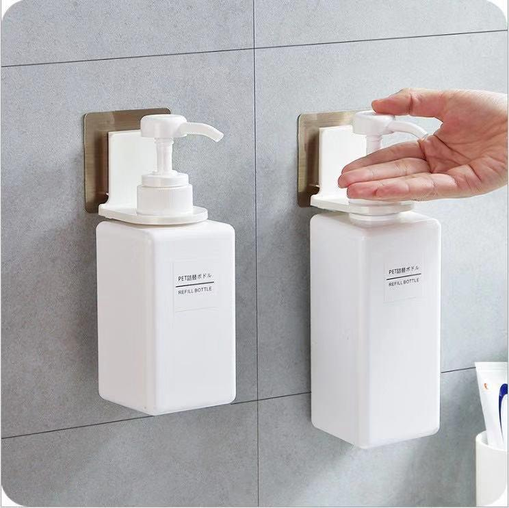 Creative strong adhesive storage rack for bathroom toilets-homeware