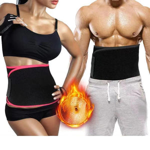 High-efficiency fat-reducing abdominal belt-women's fitness