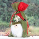 Christmas decorations - gift candy bags