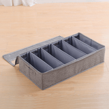 Easy Assemble Disassemble Storage Box With Cover-Homeware