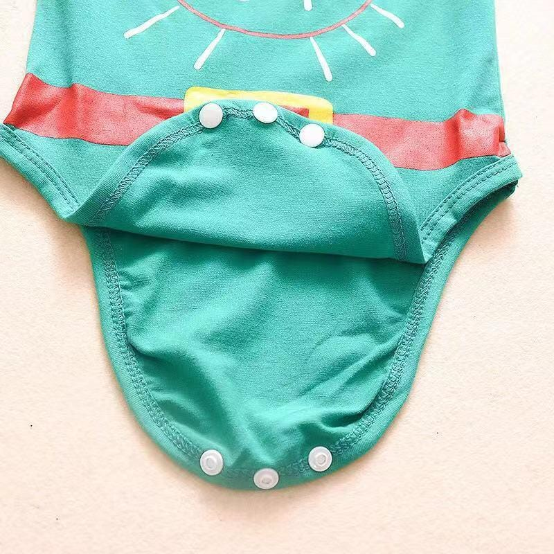 Baby Letter Long Sleeve Tights