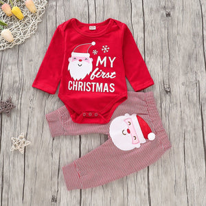 New Halloween Clothing Infant Baby Boys Girls Long Sleeve Bodysuit Playsuits Clothes