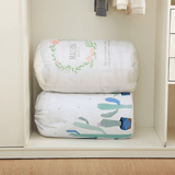 Bucket Design Drawstring Quilt Storage Bag-Homeware