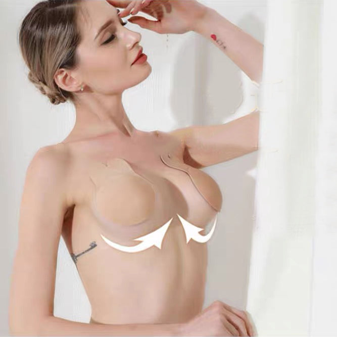 Rabbit ear shape invisible lifting bra-women's products