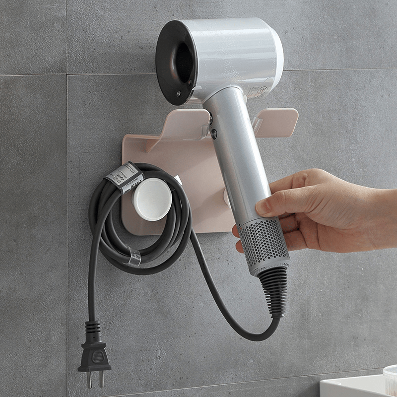 Simply Hair Dryer Support Easy to Install-Homeware