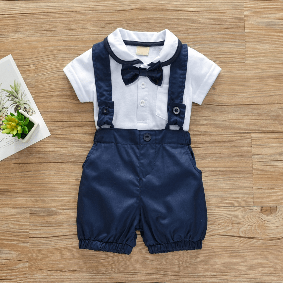 Baby Boy Gentleman Set