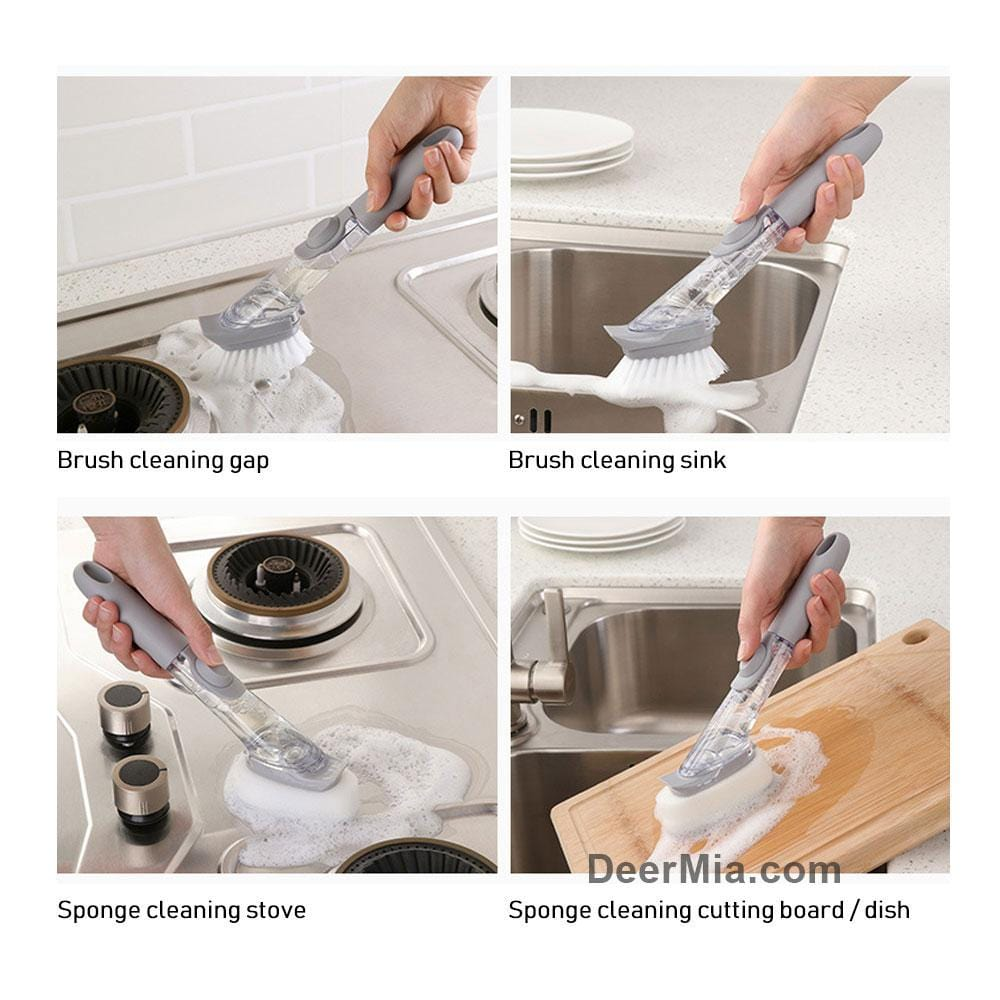 Home Supplies - Cleaning Brush