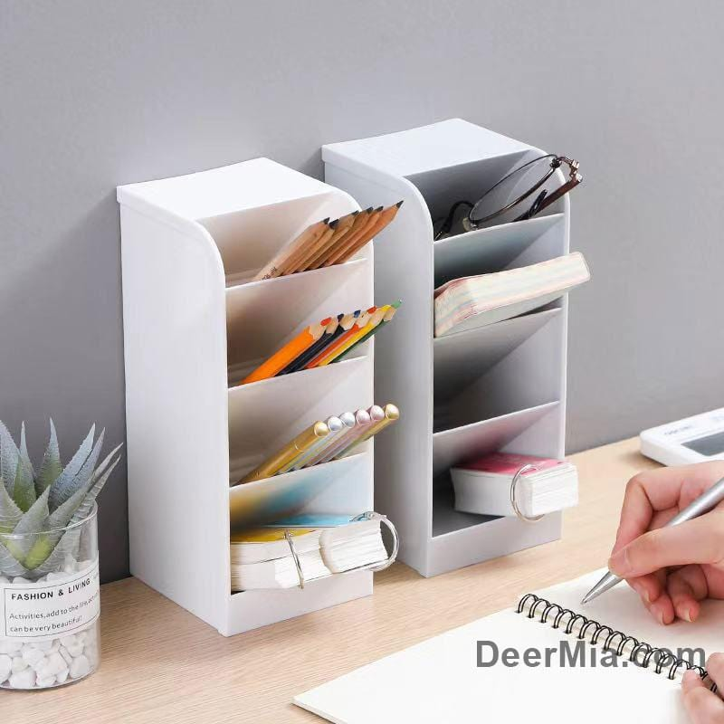 Multifunctional desktop storage box-homeware(office organizer)