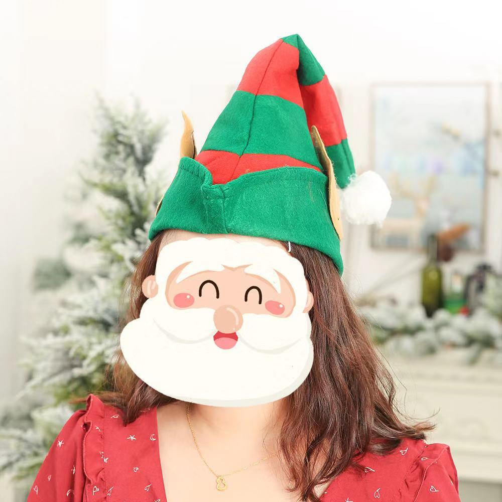 Merry Christmas Home Dressing Supplies - Christmas Elf Hat