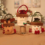 Merry Christmas Home Dressing Supplies - Candy Gift Bags