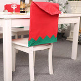 Merry Christmas Home Dressing Supplies - Christmas Chair Set