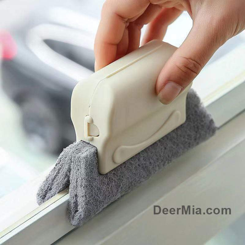 Home Cleaning Window Slot Brush-Home Supplies