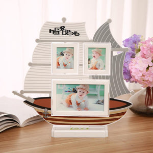 Baby photo frame conjoined combination album souvenir