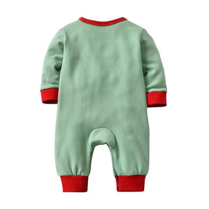 Santa cotton jumpsuit