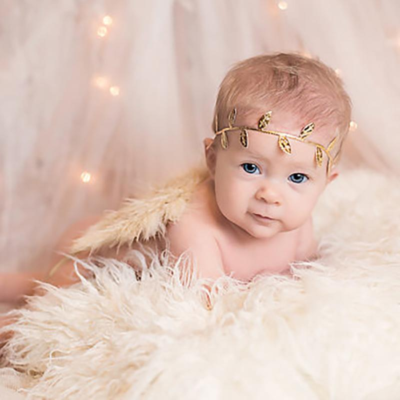 Baby Photography Prop Wing and Headband Set