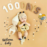 Baby Boy / Girl My 100 Day Photography Props Theme Set