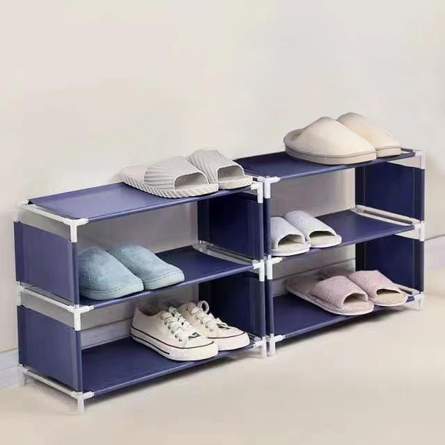 Removable Multi-layer Shoes Storage Rack-Homeware