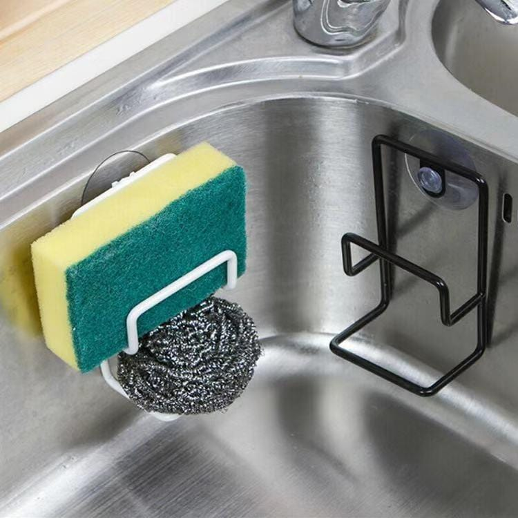 Kitchen sink sponge drain rack-homeware