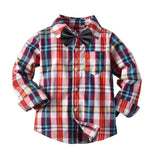 Toddler Boy Gentleman Cotton Top