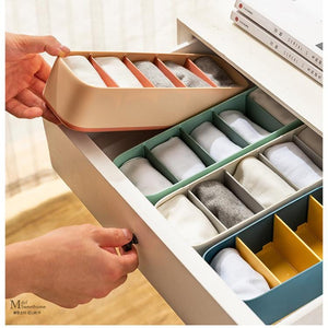 Underpants & socks storage box