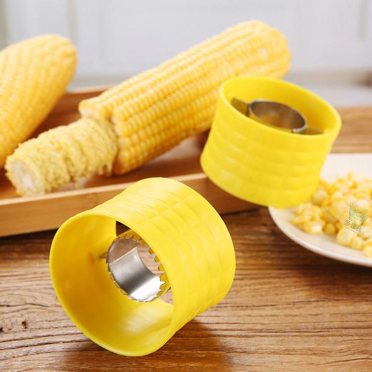 Easy Round Shape Corn Peeler-Homeware