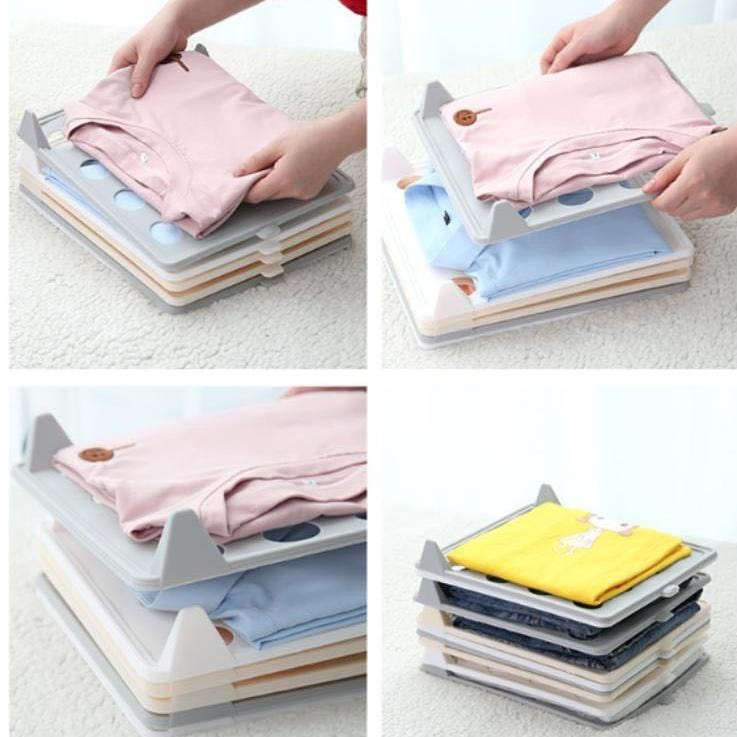 Clothing folding board(Single Layer)——Suitable for T-shirts, shirts and pants