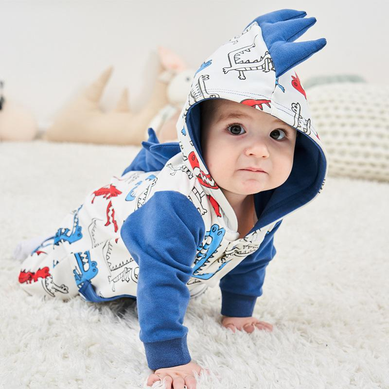 Super cute little dinosaur jumpsuit