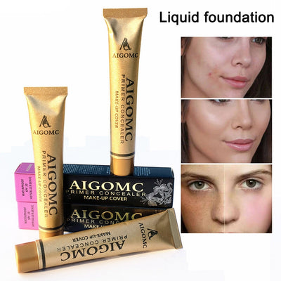 14 Gold Skin Concealer Foundation