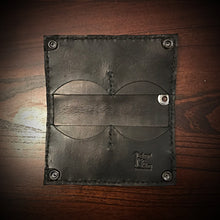 Load image into Gallery viewer, Long Wallet - Stingray - Black