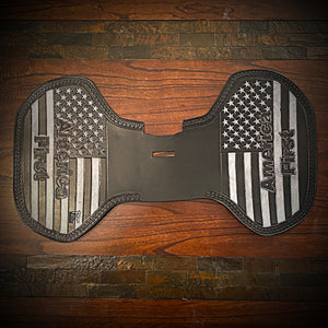 Heat shield for Harley Davidson Heritage - Old Glory