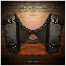 Load image into Gallery viewer, Heat Shield for  Indian Scout motorcycle - black