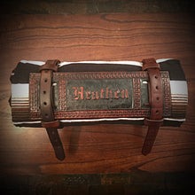 Load image into Gallery viewer, Bedroll for Motorcycles - Heathen Brown & Black
